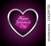 valentine's day   Shutterstock .eps vector #126209720