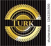 turk gold emblem | Shutterstock .eps vector #1262201500