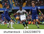 floyd ayite of fulham gets... | Shutterstock . vector #1262238073