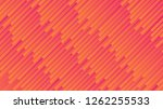 colorful linear patterns.... | Shutterstock .eps vector #1262255533