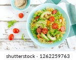Pasta Salad With Avocado  Fresh ...