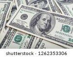 texture us dollars   Shutterstock . vector #1262353306