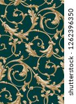 vector classic seamless pattern ... | Shutterstock .eps vector #1262396350