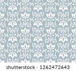 flower geometric pattern....   Shutterstock .eps vector #1262472643