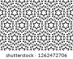 flower geometric pattern.... | Shutterstock .eps vector #1262472706