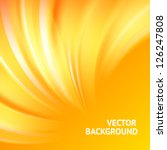 Colorful smooth light lines background. Vector illustration, eps 10, contains transparencies. | Shutterstock vector #126247808