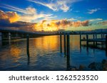 man fishing at forster nsw... | Shutterstock . vector #1262523520