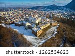 aerial panoramic view of the...   Shutterstock . vector #1262534623