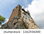 old bran castle | Shutterstock . vector #1262536300
