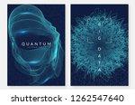 big data background. technology ... | Shutterstock .eps vector #1262547640