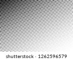 dots background. monochrome... | Shutterstock .eps vector #1262596579