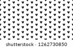 hand drawn background with... | Shutterstock .eps vector #1262730850