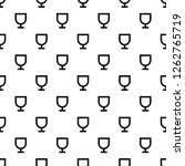 seamless pattern with wine... | Shutterstock .eps vector #1262765719