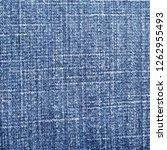 denim jeans texture. denim... | Shutterstock . vector #1262955493