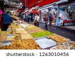 Food In Carmel Market  Tel Aviv ...