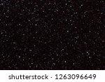 dark black sparkling background ... | Shutterstock . vector #1263096649