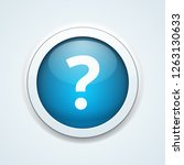 help buton illustration | Shutterstock .eps vector #1263130633