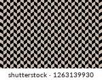 3d cubes patterns background    ...   Shutterstock . vector #1263139930