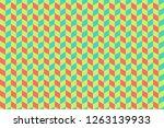 3d cubes patterns background    ...   Shutterstock . vector #1263139933