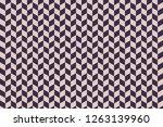 3d cubes patterns background    ...   Shutterstock . vector #1263139960