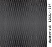 seamless hexagon pattern...   Shutterstock .eps vector #1263144589