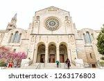 washington dc  usa   april 1 ...   Shutterstock . vector #1263176803
