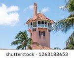 palm beach  usa   may 9  2018 ...   Shutterstock . vector #1263188653