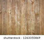 old wood background | Shutterstock . vector #1263350869