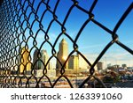 atlanta  georgia   the united... | Shutterstock . vector #1263391060