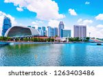 singapore  singapore   march 1  ... | Shutterstock . vector #1263403486