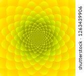 close up yellow sunflower...   Shutterstock .eps vector #1263439906