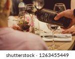 st. petersburg  russia august... | Shutterstock . vector #1263455449