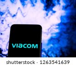 kiev  ukraine   dec 20   2018 ...   Shutterstock . vector #1263541639