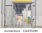 the image of corridor in a... | Shutterstock . vector #126355280