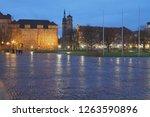 stuttgart  baden wurttemberg ... | Shutterstock . vector #1263590896