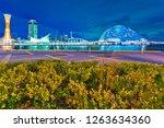 kobe  hyogo  japan october 31 ... | Shutterstock . vector #1263634360