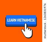 hand mouse cursor clicks the... | Shutterstock . vector #1263831976