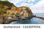 View Of Manarola Is A Small...