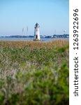 Cockspur Island Lighthouse In...