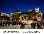 sorrento  campania italy ... | Shutterstock . vector #1264093849