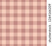 plaid check pattern in pastel... | Shutterstock .eps vector #1264166209