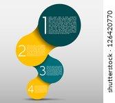 modern design layout   eps10... | Shutterstock .eps vector #126420770