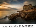 Boccale Castle On Rocky...