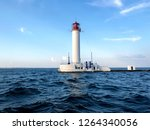 odessa lighthouse photo | Shutterstock . vector #1264340056