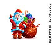 vector illustration isolated... | Shutterstock .eps vector #1264531306