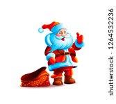 stock vector illustration... | Shutterstock .eps vector #1264532236