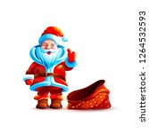 vector illustration isolated... | Shutterstock .eps vector #1264532593