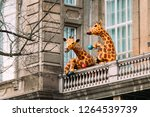 helsinki  finland   december 7  ... | Shutterstock . vector #1264539739