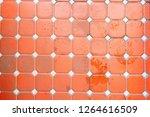 square pattern  a design | Shutterstock . vector #1264616509