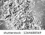 abstract background. monochrome ... | Shutterstock . vector #1264688569